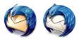 Thunderbird Icon alt zu neu